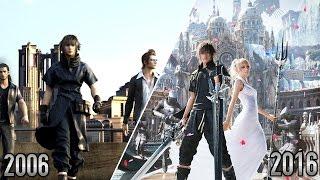 Video Final Fantasy XV - 2006 VS 2016   Version 2.0 MP3, 3GP, MP4, WEBM, AVI, FLV Februari 2019