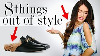 Video 8 Fashion Trends OUT OF STYLE in 2019! *trash or donate* MP3, 3GP, MP4, WEBM, AVI, FLV Juli 2019
