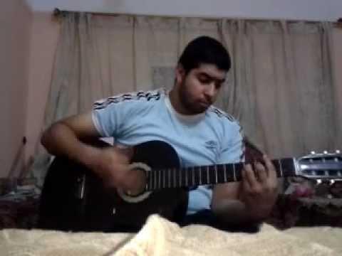 Mohamed Hamaki - Msh Ma32ool (Guitar Cover) مش معقول جيتار محمد حماقى (видео)