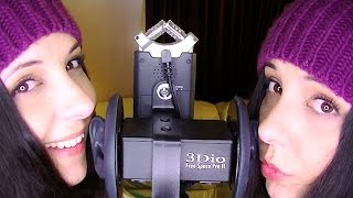Hello everyone! This ASMR video features SKisses! I hope you'll enjoy kiss sounds, SK, breathy SK, anticipatory tingles, layered ...