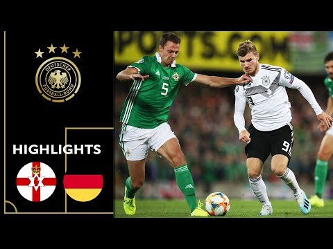 Magnificent goal in away victory | Northern Ireland vs. Germany 0-2 | Highlights | Euro Qualifiers