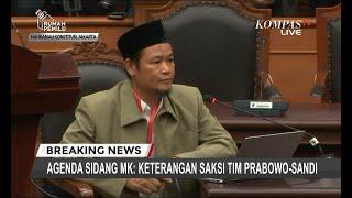 Video Bersaksi di Sidang Sengketa Pilpres, Saksi Tim Prabowo Mengaku Diancam Dibunuh MP3, 3GP, MP4, WEBM, AVI, FLV Juni 2019