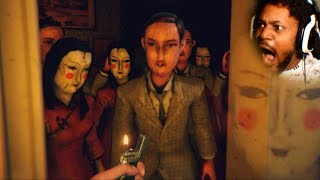A TAIWANESE HORROR GAME.. (rip headphone users)   Devotion 還願 Gameplay