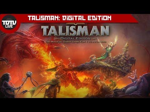 Talisman: Digital Edition - Четыре не совсем героя!