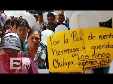 Autoridades investigan 15 secuestros en Chilapa