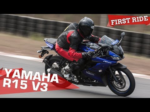 2018 Yamaha R15 V3.0 Review | YOUR QUESTIONS ANSWERED | ZigWheels.com