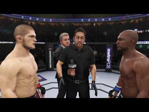 Khabib Nurmagomedov VS Floyd Mayweather UFC 3™