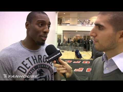 Phil Davis Believes Fans Should Curb Expectations of Him