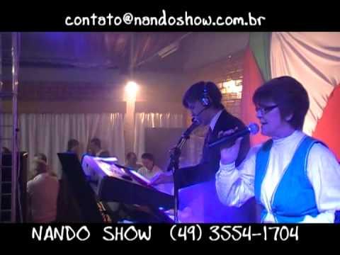 Nando Show Italiano - Festa Italiana em Pinheiro Preto