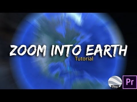 Zoom Into Earth Tutorial (Google Earth Pro) | Devinsupertramp Inspired