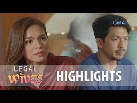 Legal Wives: Ang sikretong tinatago ni Ismael   Episode 54 (Part 3/3)