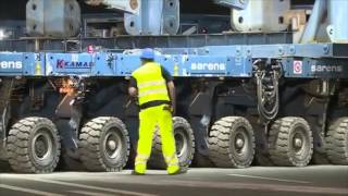 Video World Record Bridge movement: Railway Bridge Muiderberg 8400 Tons MP3, 3GP, MP4, WEBM, AVI, FLV Mei 2017