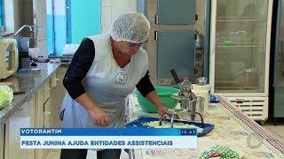 Festa Junina de Votorantim ajuda 18 entidades assistenciais do município
