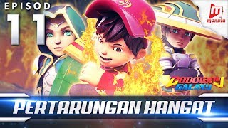 Video BoBoiBoy Galaxy EP11 | Pertarungan Hangat - (ENG Subtitle) MP3, 3GP, MP4, WEBM, AVI, FLV Juni 2018