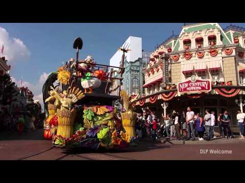 Mickey's Halloween Celebration 2014 – Disneyland Paris