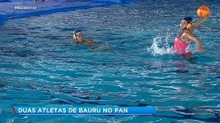 Atletas do polo aquático da ABDA de Bauru vão para o Pan no Peru