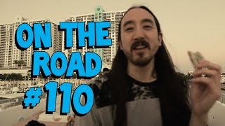 Atlantic City ✈ Miami ✈ Las Vegas - On the Road w/ Steve Aoki #110