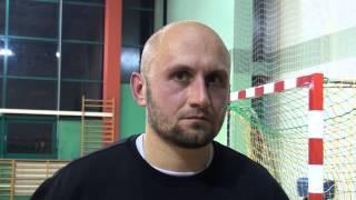 Wywiad po meczu Heiro Rzeszów vs NBit Gliwice