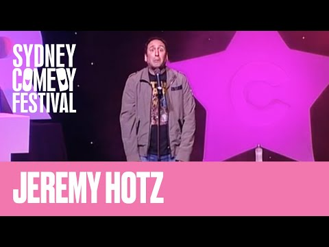 Jeremy Hotz - Sydney Comedy Festival Gala 2010