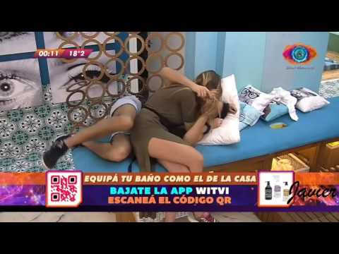"Yas y Pato - GH16 - ""I wouldn´t mind"""