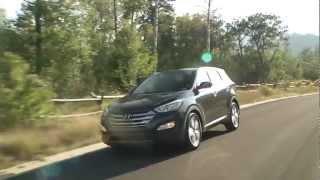 Hyundai Santa Fe - confort pentru sapte persoane