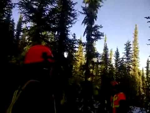 Strange Sounds In Conklin, Alberta Jan. 12 2012.avi