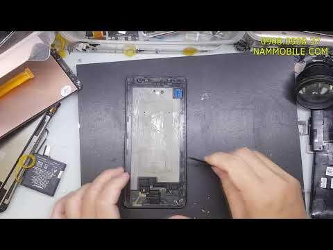 Thay Màn Hình Samsung A7 2018 A750 zin