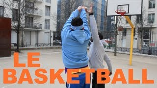 Video LE BASKETBALL - LE RIRE JAUNE MP3, 3GP, MP4, WEBM, AVI, FLV Juni 2017