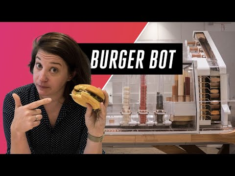 Robot Restaurants Won't Take Your Job And Food Will Be Better