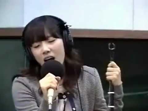 [20081127] SNSD Taeyeon – I Have A Lover (Lee Eun Mi)