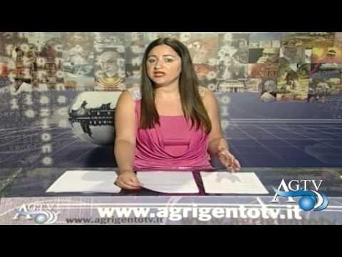 Telegiornale AgrigentoTv del 22-06-2017