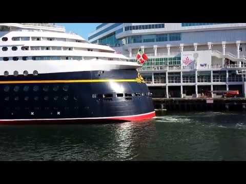 DCL Wonder Ship Horn Under Way