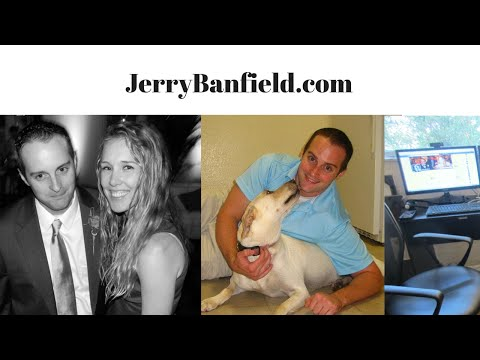 Me, Jerry Banfield, explaining why I share free information about internet marketing and online ads.