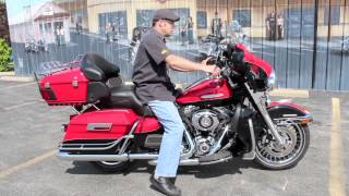 8. Pre-Owned 2010 Harley-Davidson Electra Glide Ultra Limited