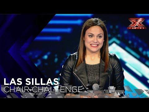 María Jesús arrasa con su versión flamenca de En cambio no de Pausini | Sillas 1 | Factor X 2018_TV műsorok. Heti legjobbak