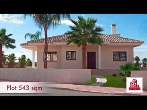 Costa Blanca Immobilien, CQ 01 VD, Villa kaufen City Property