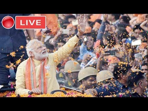 MODI LIVE : PM Modi Addresses BJP Karyakartas From Party Headquarters In Delhi | Election 2019