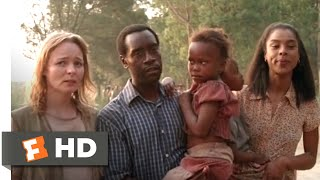 Hotel Rwanda - There's Always Room: Tatiana (Sophie Okonedo) and Paul (Don Cheadle) save her niece and nephew, as well as the other orphans, from a refugee camp.BUY THE MOVIE: https://www.fandangonow.com/details/movie/hotel-rwanda-2004/MMVCCEAA982EDD62CB9AC50E03E1E5168882?cmp=Movieclips_YT_DescriptionWatch the best Hotel Rwanda scenes & clips:https://www.youtube.com/playlist?list=PLZbXA4lyCtqoSH8_ahmsrKsN5JZZzG1hGFILM DESCRIPTION:Paul Rusesabagina (Don Cheadle), a Hutu, manages the Hôtel des Mille Collines and lives a happy life with his Tutsi wife (Sophie Okonedo) and their three children. But when Hutu military forces initiate a campaign of ethnic cleansing against the Tutsi minority, Paul is compelled to allow refugees to take shelter in his hotel. As the U.N. pulls out, Paul must struggle alone to protect the Tutsi refugees in the face of the escalating violence later known as the Rwandan genocide.CREDITS:TM & © MGM (2004)Cast: Don Cheadle, Sophie OkonedoDirector: Terry GeorgeWHO ARE WE?The MOVIECLIPS channel is the largest collection of licensed movie clips on the web. Here you will find unforgettable moments, scenes and lines from all your favorite films. Made by movie fans, for movie fans.SUBSCRIBE TO OUR MOVIE CHANNELS:MOVIECLIPS: http://bit.ly/1u2yaWdComingSoon: http://bit.ly/1DVpgtRIndie & Film Festivals: http://bit.ly/1wbkfYgHero Central: http://bit.ly/1AMUZwvExtras: http://bit.ly/1u431frClassic Trailers: http://bit.ly/1u43jDePop-Up Trailers: http://bit.ly/1z7EtZRMovie News: http://bit.ly/1C3Ncd2Movie Games: http://bit.ly/1ygDV13Fandango: http://bit.ly/1Bl79yeFandango FrontRunners: http://bit.ly/1CggQfCHIT US UP:Facebook: http://on.fb.me/1y8M8axTwitter: http://bit.ly/1ghOWmtPinterest: http://bit.ly/14wL9DeTumblr: http://bit.ly/1vUwhH7