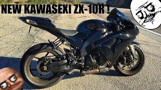9. KAWASAKI ZX-10R | My New 1000cc Beast !
