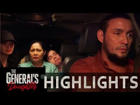 Rhian, Franco, and Dante save Isabelle and Elai | The General's Daughter (With Eng Subs)