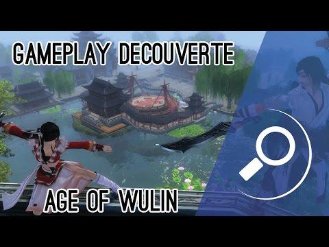 GAMEPLAY DECOUVERTE – AGE OF WULIN – (JEU GRATUIT EN FRANÇAIS)