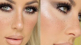 Summer Look + Faux Freckles Tutorial- CHRISSPY by Chrisspy