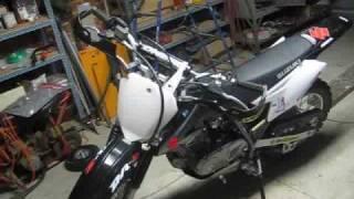 6. New 2008 Suzuki DR-Z 125L UPDATED