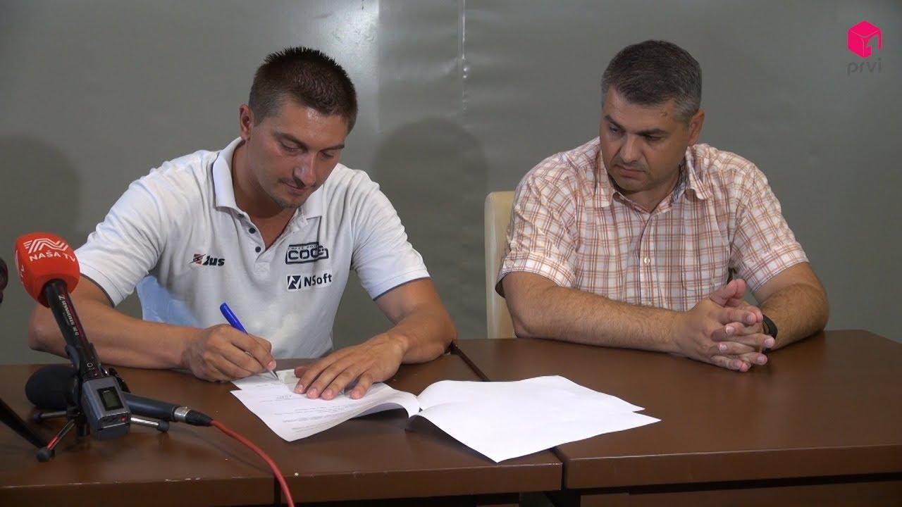 HKK Zrinjski i ''Sport talent'' potpisali ugovor o sportskoj suradnji