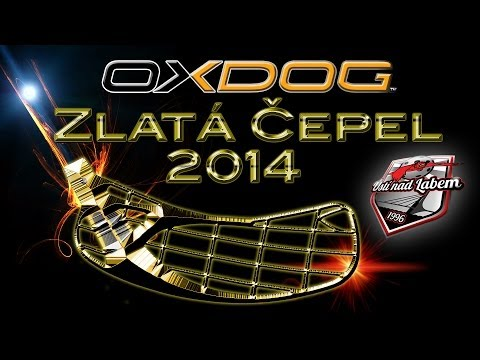 Zlatá čepel Oxdog™ 2014