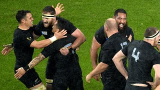 South Africa v New Zealand - Match Highlights - Rugby World Cup 2015