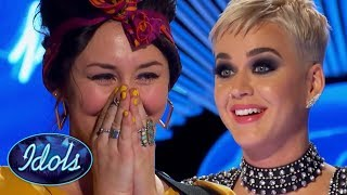 Video She SINGS 'I KISSED A GIRL' BETTER Than Katy Perry On American Idol 2018 | Idols Global MP3, 3GP, MP4, WEBM, AVI, FLV September 2018