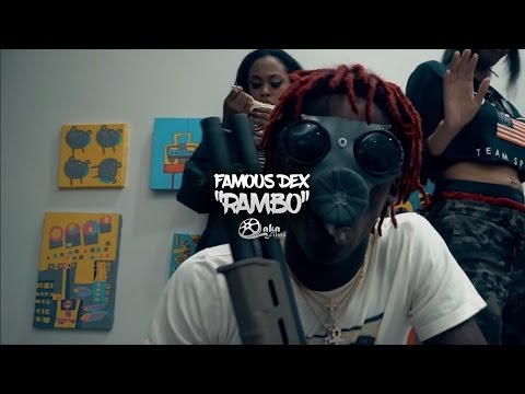 """Famous Dex - """"Rambo"""" (Official Music Video)"""
