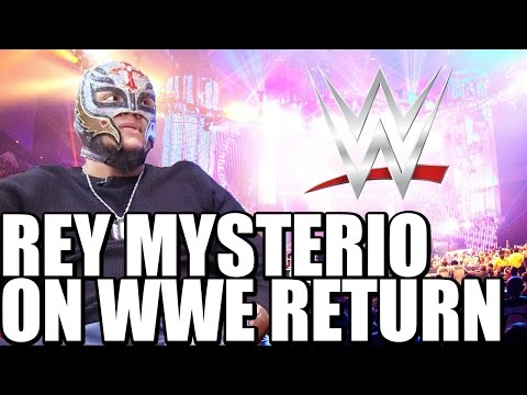 Rey Mysterio on Returning to WWE! Will it happen? WTTV Exclusive!