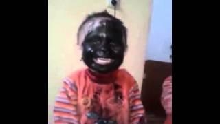 Были дети а стали афро-дети